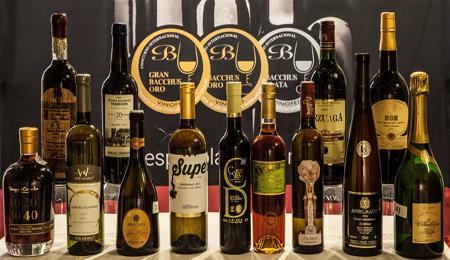 La decimocuarta edición del Concurso Internacional de Vinos Bacchus 2016 ya conoce su medallero