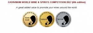 Ya está abierta la inscripción de Catavinum World Wine & Spirits Competition 2017